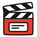 editor, films, production, video, youtube icon