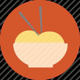 dessert, food, ice cream, sundae icon