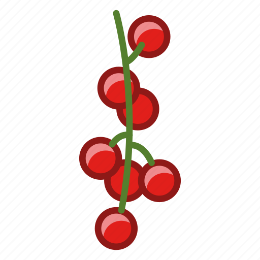 currants, fit, food, fruit, garden, vitamins, yumminky icon