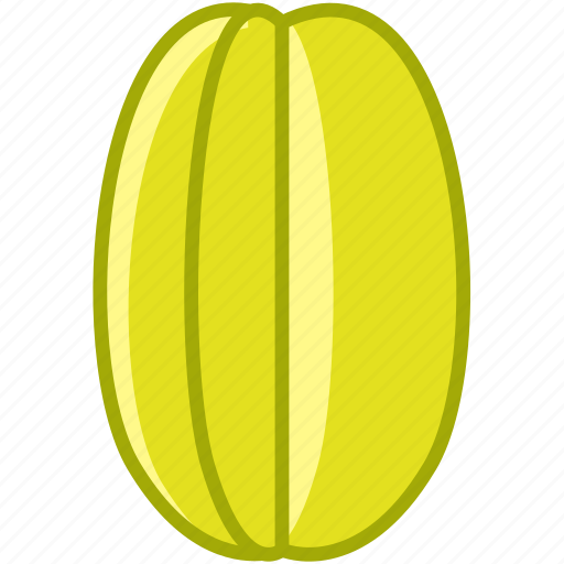 fit, food, fruit, karambola, tropical, vitamins, yumminky icon