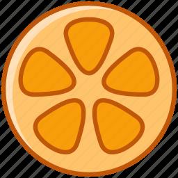 fit, fruit, kumkvat, orange, tropical, vitamins, yumminky icon