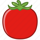 garden, vegetable, vitamins, bio, food, tomato
