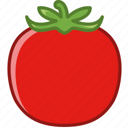 bio, food, garden, tomato, vegetable, vitamins, yumminky icon