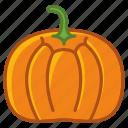 food, garden, gourd, halloween, vegetable, vitamins icon