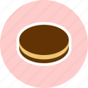 bakery, biscuit, cookie, cracker icon