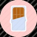 cacao, chocolate, cocoa, dessert icon
