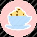 cacao, cocoa, coffee, yummy icon
