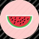 fresh, fruit, healthy, mellon icon