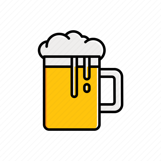 beer, food icon