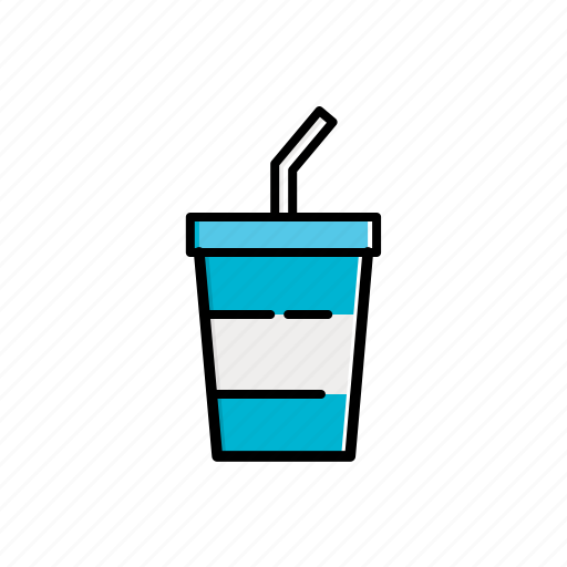 cup, drink, food icon