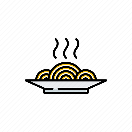 Food, hot, noodles icon - Download on Iconfinder