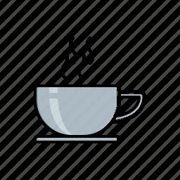 food, hot, tea icon