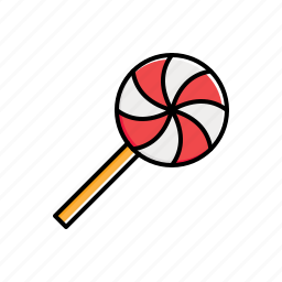 food, lollipop icon
