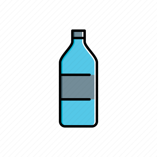 food, mineral, water icon