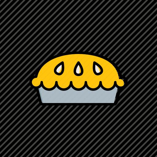Food, pie icon - Download on Iconfinder on Iconfinder