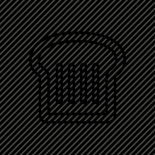 bread, food icon