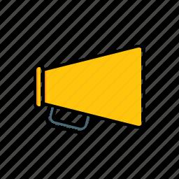 amplifier, multimedia, voice icon