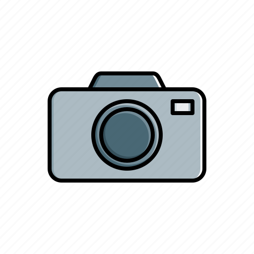 camera, multimedia icon