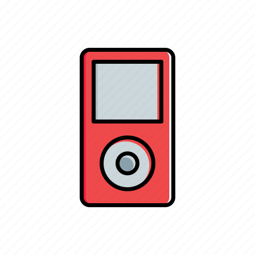 mp4, multimedia, player icon