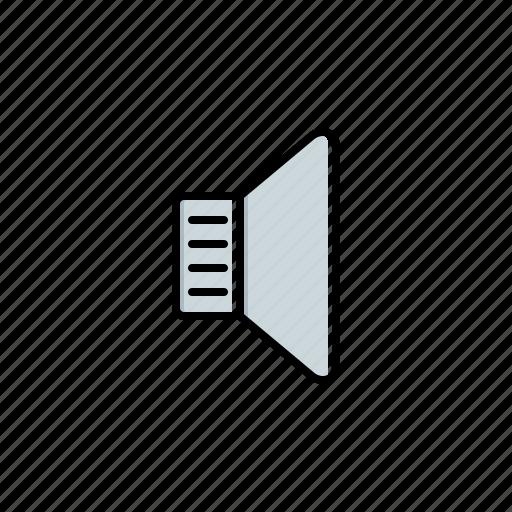 multimedia, speaker icon