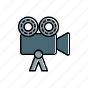 camera, multimedia, video icon