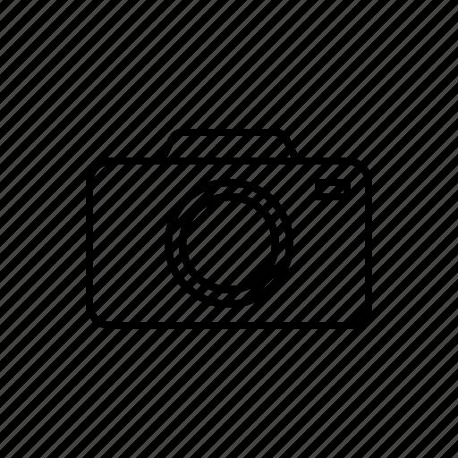 camera, multimedia icon