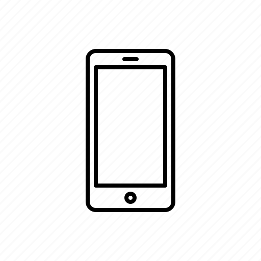multimedia, smartphone icon