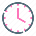 clock, recent, time icon