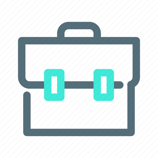 Bag, briefcase, office, suitcase icon - Download on Iconfinder