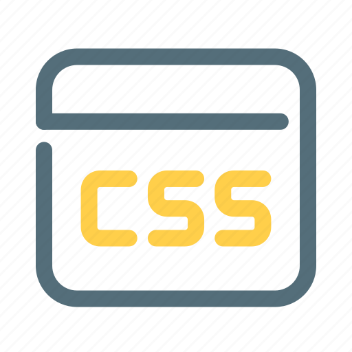Coding, css icon - Download on Iconfinder on Iconfinder