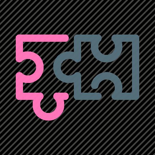 gaming, plugin, puzzle icon