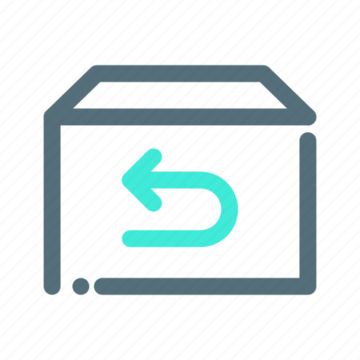Product, return icon - Download on Iconfinder on Iconfinder
