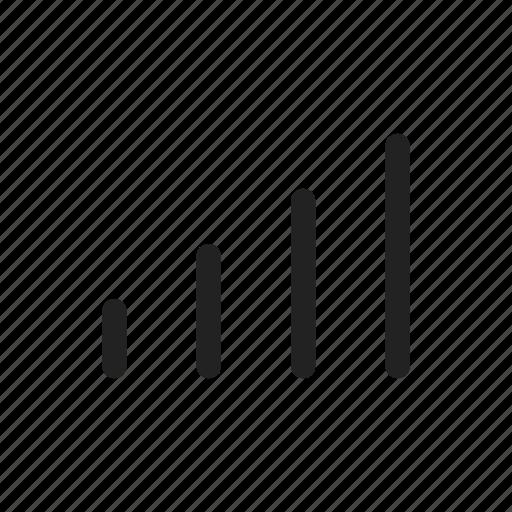 full, network, signal icon