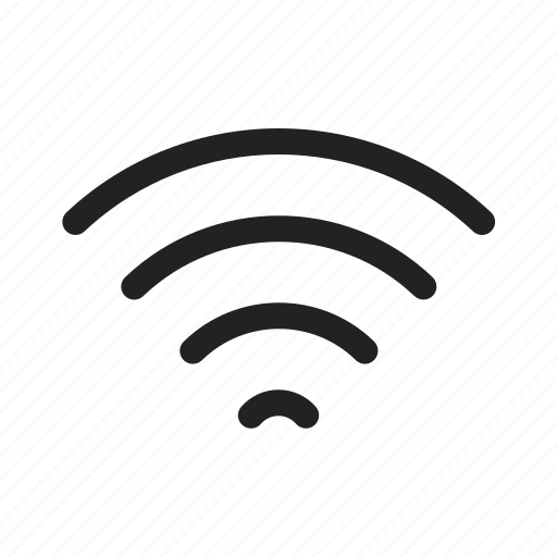 full, network, signal, wifi icon