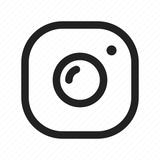 camera, insta, instagram icon