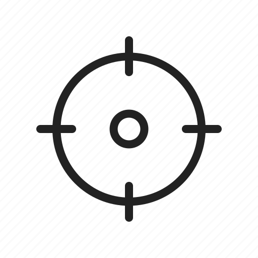 Aim, focus, goal, target icon - Download on Iconfinder