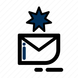 business, email, finance, mail, transaction icon