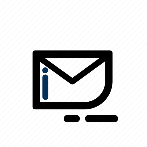business, email, finance, letter, mail, transaction icon