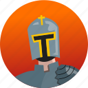 avatar, fantasy, fighter, paladin, people, roleplaying, rpg icon