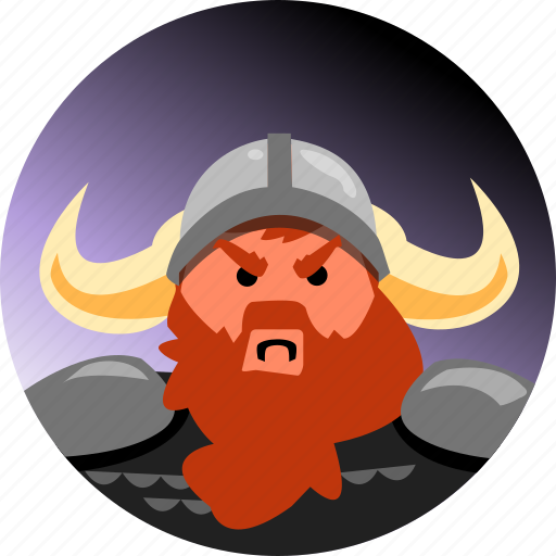 avatar, dwarf, fantasy, fighter, people, roleplaying, rpg icon