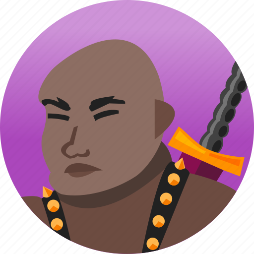 avatar, fantasy, people, roleplaying, rpg, warrior icon