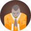 avatar, fantasy, male, monk, people, prayer, roleplaying icon