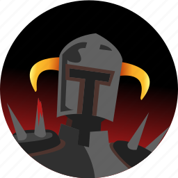 avatar, evil, fantasy, knight, people, roleplaying, rpg icon