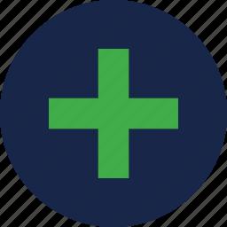 add, create, new, upload icon