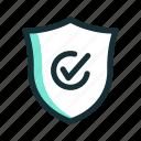guarantee, guaranteed, protection, safety, warranty icon