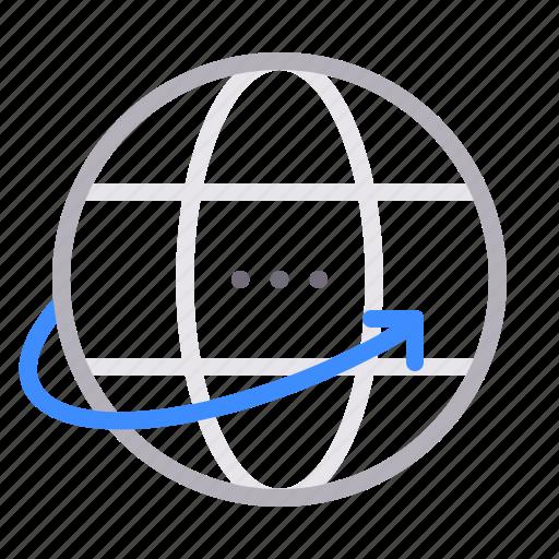 business, global, international, world icon