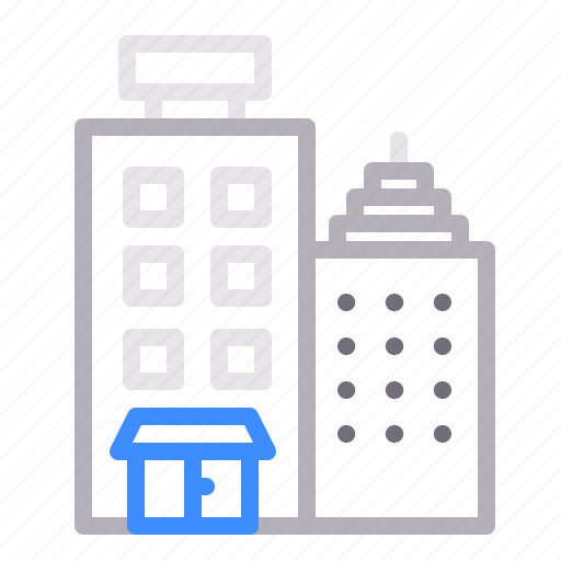 Building, company, office icon - Download on Iconfinder