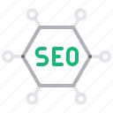 marketing, search engine, seo, targeting icon