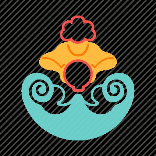 aquarius, astrology, horoscope, the water bearer, zodiac icon