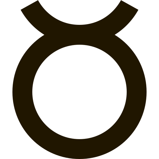 astro, astrology, horoscope, signs, taurus, zodiac icon
